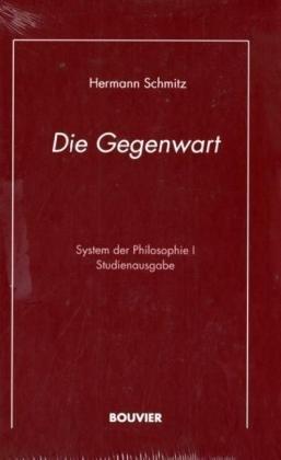 9783416030809: System der Philosophie. Studienausgabe komplett