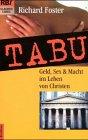 9783417206050: Tabu. Geld, Sex und Macht im Leben von Christen.