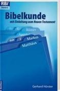 9783417207286: Bibelkunde mit Einleitung zum Neuen Testament