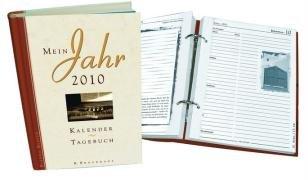9783417238235: Mein Jahr 2010. Ringbuch: Kalender-Tagebuch