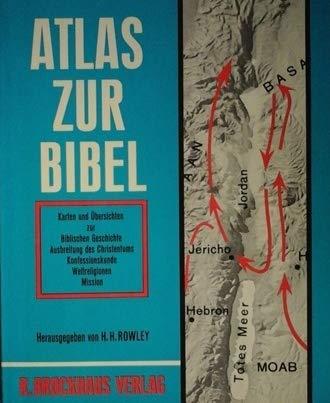 9783417245394: Atlas zur Bibel