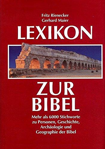 9783417246537: Lexikon zur Bibel