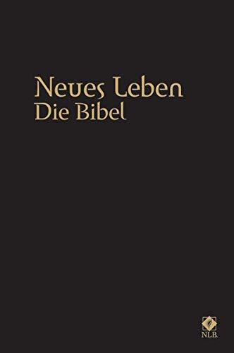 9783417251241: Neues Leben. Die Bibel. Taschenausgabe, Leder, Goldschnitt