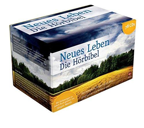 9783417251333: Neues Leben. Die Hörbibel. 78 CDs