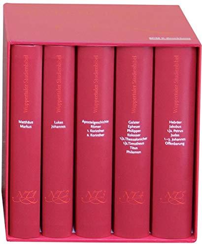 9783417251524: Wuppertaler Studienbibel NT - Gesamtausg. 2011/5 Bde