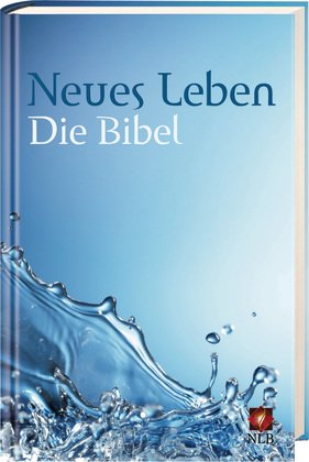 9783417251555: Neues Leben. Die Bibel. Standardausgabe, Aqua