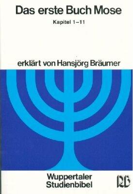 9783417252040: Wuppertaler Studienbibel, AT, Sonderausgabe, Das erste Buch Mose