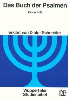 9783417252262: Wuppertaler Studienbibel, AT, Sonderausgabe, Das Buch der Psalmen