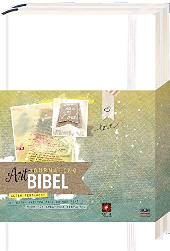 9783417254662: NLB Art Journaling Bibel - Paket AT und NT