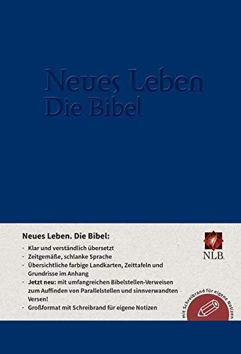 9783417255225: Neues Leben. Die Bibel - mit Parallelstellen und Schreibrand