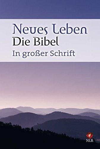 9783417255300: Neues Leben. Die Bibel in großer Schrift
