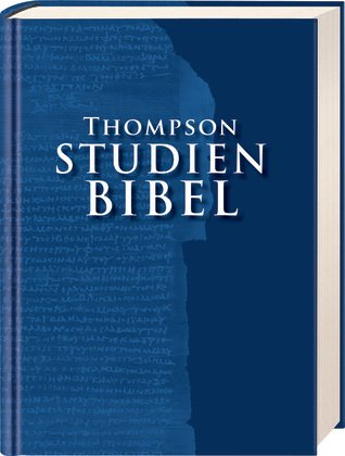 9783417256178: Thompson Studienbibel, Motiv Fragment