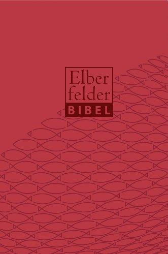 9783417257724: Elberfelder Bibel - Standardausgabe, ital. Kunstleder rosso
