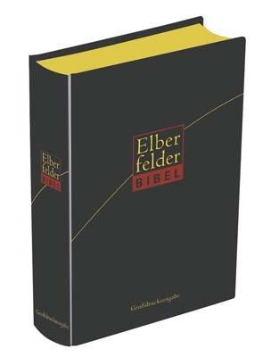 9783417259162: Elberfelder Bibel 2006. Großausgabe. Leder. Schwarz. Goldschnitt