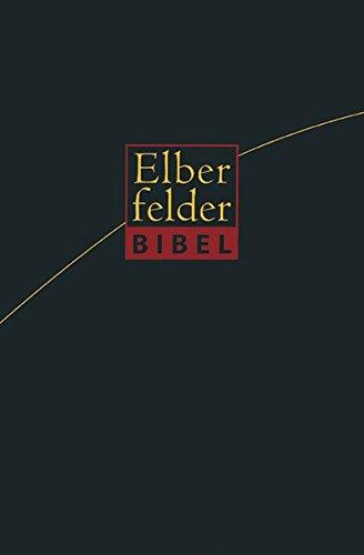 9783417259599: Elberfelder Bibel 2006 - Senfkornausgabe schwarz: Revision 2006