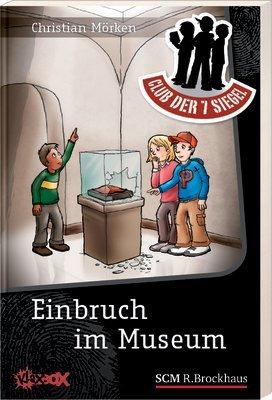 9783417261516: Einbruch im Museum