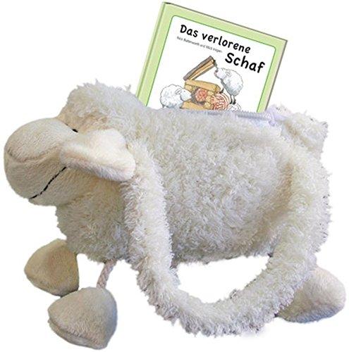 9783417285352: Das verlorene Schaf: Buch mit Stofftiertasche