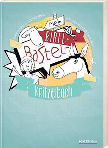 9783417285765: Mein Bibel-Bastel-Kritzelbuch
