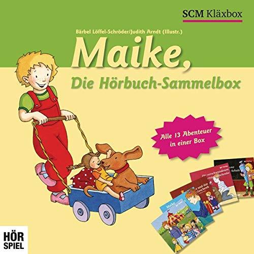 9783417285871: Maike. 13 CDs: Die Hörbuch-Sammelbox