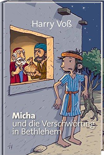 9783417286144: Micha und die Verschwörung in Bethlehem: Der neue Lese-Adventskalender