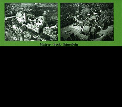 9783418003733: Bild und Erinnerung. Nürnberger Luftaufnahmen 1944