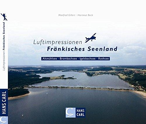 9783418003962: Luftimpressionen Fränkisches Seenland
