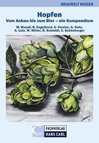 9783418008080: Hopfen: Vom Anbau bis zum Bier