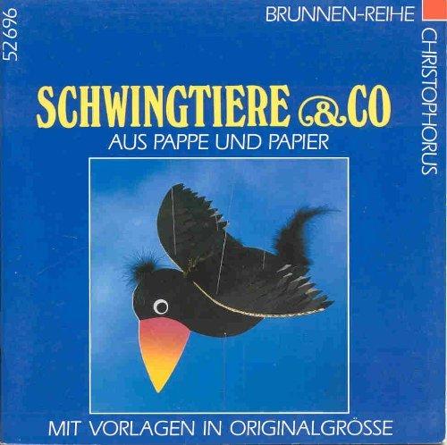 9783419526965: Schwingtiere & Co.