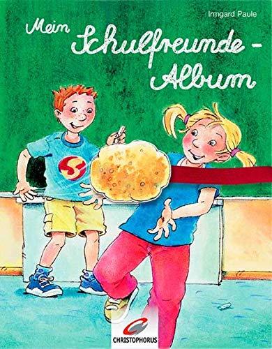 9783419530597: Mein Schulfreunde-Album