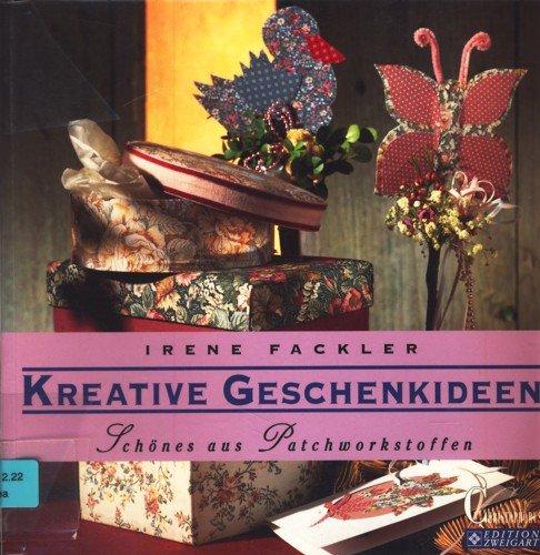 9783419531976: Kreative Geschenkideen - Schönes aus Patchworkstoffen
