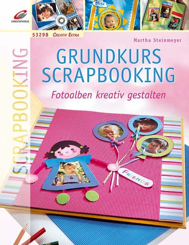 9783419532980: Grundkurs Scrapbooking