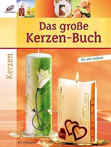 9783419533369: Das große Kerzen-Buch