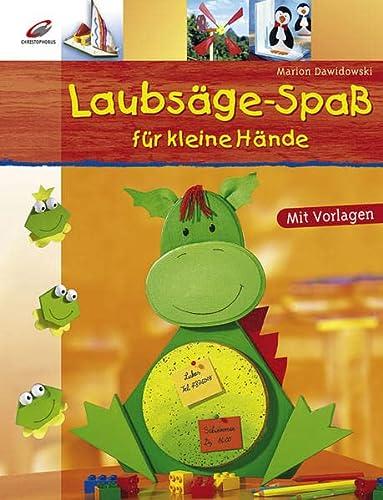 9783419534410: Laubsäge-Spaß für kleine Hände