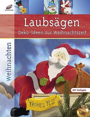 9783419534496 Laubsägen Deko Ideen Zur Weihnachtszeit Abebooks