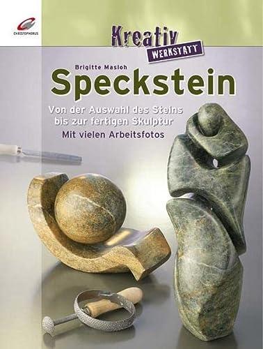 9783419534649: Speckstein: Von der Auswahl des Steins bis zur fertigen Skulptur. Mit vielen Arbeitsfotos