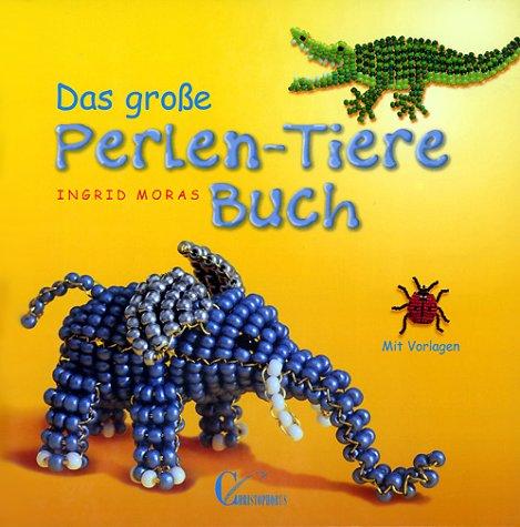 9783419535806: Das große Perlen-Tiere-Buch