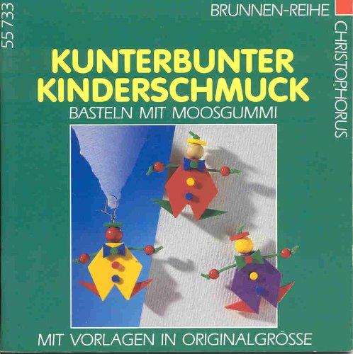 9783419557334: Kunterbunter Kinderschmuck