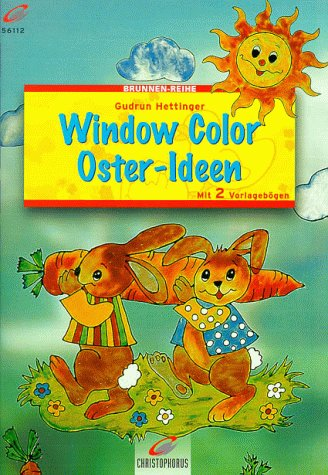 9783419561126: Window Color Oster-Ideen