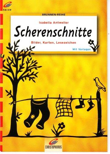 9783419561492: Brunnen-Reihe, Scherenschnitte