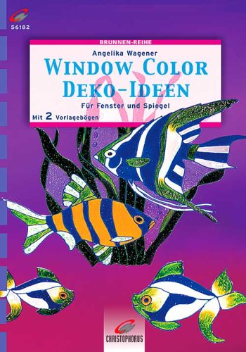 9783419561829: Brunnen-Reihe, Window Color, Deko-Ideen