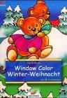 9783419562741: Brunnen-Reihe, Window Color, Winter-Weihnacht