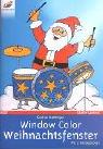 9783419565278: Window Color. Weihnachtsfenster. Mit 2 Vorlagen.