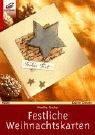9783419566053: Festliche Weihnachtskarten.