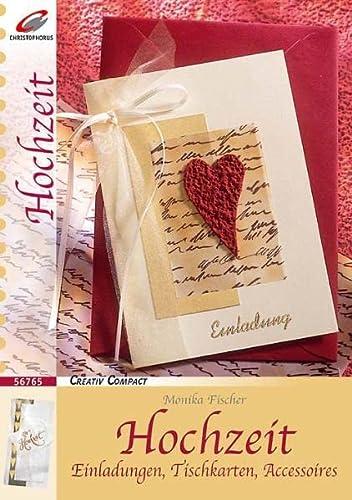 9783419567654: Hochzeit: Einladungen, Tischkarten, Accessoires