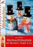 9783419568187: Weihnachtsbasteln mit Bechern, Dosen & Co.