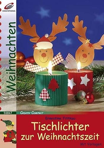 9783419568477: Tischlichter zur Weihnachtszeit
