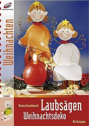 Laubsägen Weihnachts-Deko: Marion Dawidowski