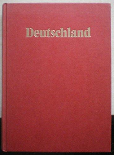 Deutschland. Hundert Jahre Deutsche Geschichte. Illustrierte Sonderausgabe. Geleitwort: R. v. Weizs...