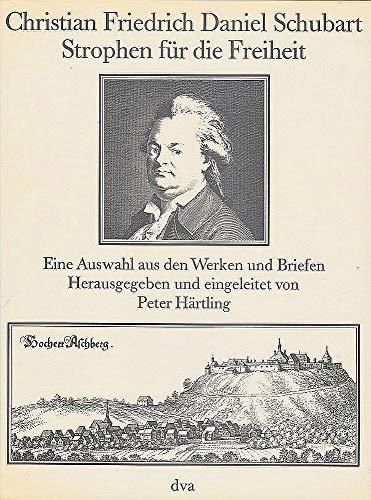 9783421017437: Strophen für die Freiheit: Eine Auswahl aus den Werken und Briefen (German Edition)