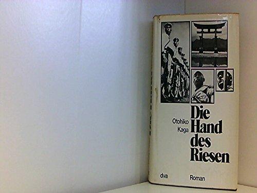 9783421017635: Hand des Riesen, Die. Roman